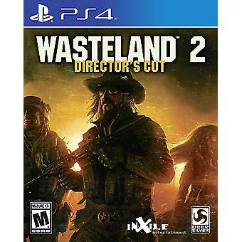 Wasteland 2 Directors Cut PS4 Game