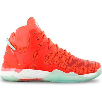 adidas D Rose 7 Primeknit AQ7743 Zapatos de Baloncesto Hombre Zapatos Deportivos Rojo