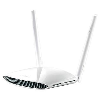 Edimax AC1200 Gigabit δρομολογητής Wi-Fi διπλός-ζωνών με το λιμένα USB & VPN