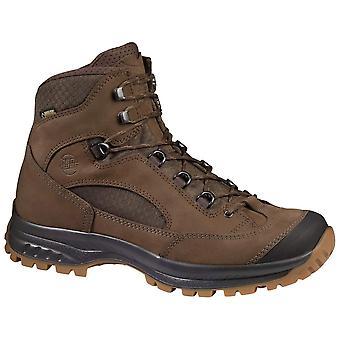 Hanwag Brown Mens Banks II GTX Walking Boots