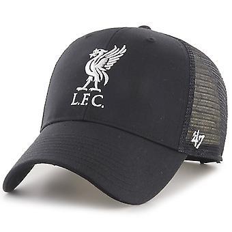 47 Brand Trucker Snapback Cap - BRANSON FC Liverpool black