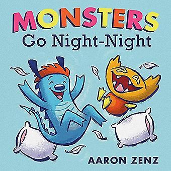 Monster gå natt-natt