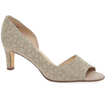 أحذية بياتي فتح المرأة المحكمة بيتر كايزر