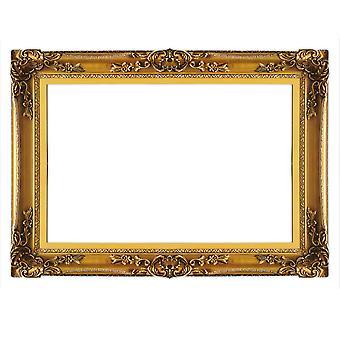 Gold große Foto Stand Rahmen