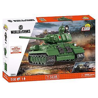 World of Tanks - T34/85 - 425 Stk Spielzeug