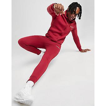 New McKenzie Men's Essential Tracksuit Red