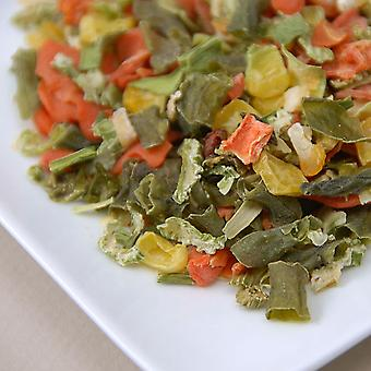 Vegetable Flakes Dried Mixed -( 11lb )