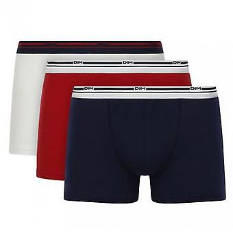 Pack Of 3 Boxers - Sigl e Belt
