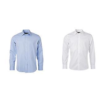 جيمس وقميص هيرينجبوني لونجسليفي رجالي نيكلسون