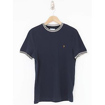 Farah Texas T.Shirt - True Navy