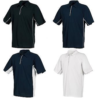 Tombo Teamsport Mens Pique sport Polo Shirt