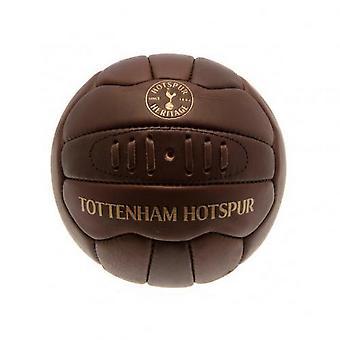 Tottenham Hotspur FC Retro Heritage Mini Lederball