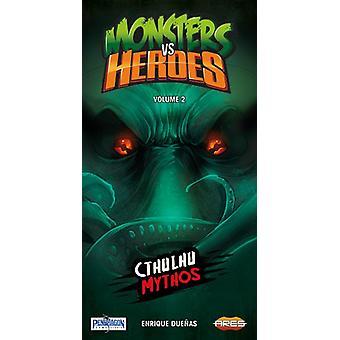 Monsters Vs. Heroes Volumul 2 Cthulhu Mythos