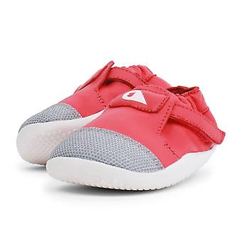 Bobux step-up xplorer pink watermelon pre-walkers