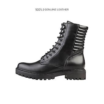 Ana Lublin Original Women Fall/Winter Ankle Boot - Black Color 28641