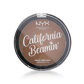 Nyx California Beamin' Bronzer - # Free Spirit - 14g/0.49oz