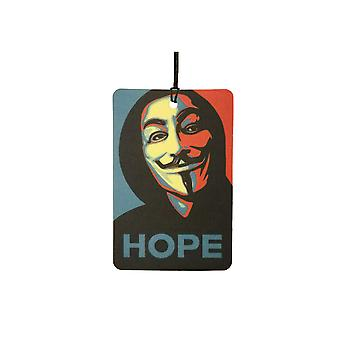 Anonymous Hope Car Air Freshener
