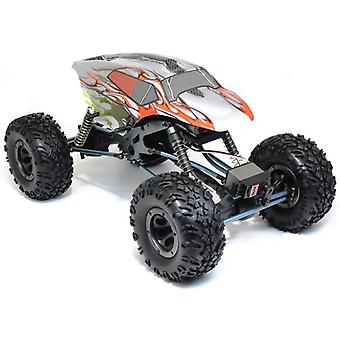 HSP 1/10 RC Rock Crawler With 4 Wheel Steering - 2.4Ghz