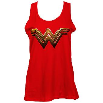 Wonder Woman Logo Women's Tank Top