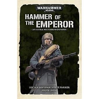 Hammer of the Emperor by Steve Lyons - 9781789991420 Book