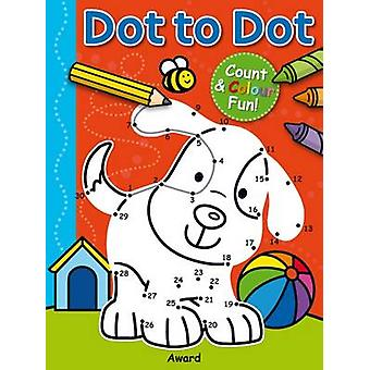 Dot to Dot Puppy and More - Counting & Colouring Fun! by Anna Award -