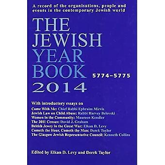 The Jewish Year Book 2014