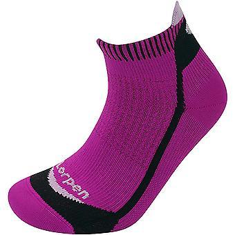 Lorpen Womens T3 Running Mini Socks