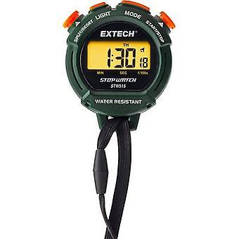 Extech Digital stopwatch Donkergroen