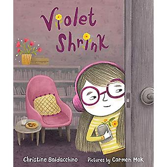 Violet Shrink by Christine Baldacchino - 9781773062051 Book