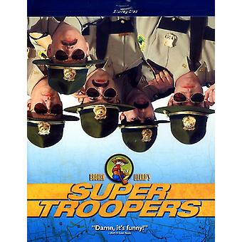 Super Troopers [BLU-RAY] USA import