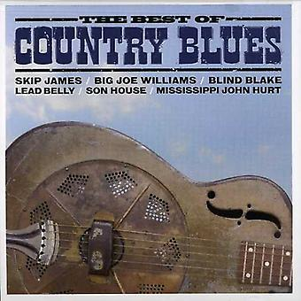 Best Of Country Blues [CD] USA import