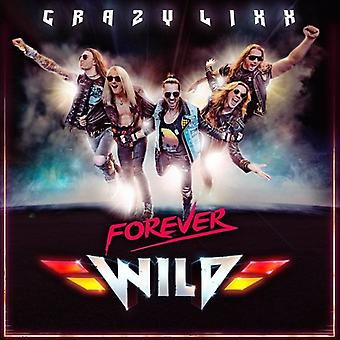 Forever Wild [CD] USA import