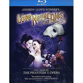 Lloyd Webber, Andrew - Love Never Dies [BLU-RAY] USA import