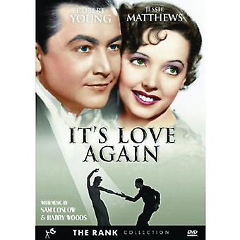 It's Love Again [DVD] USA import