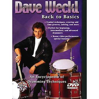 Dave Weckl - Back to Basics [DVD] USA import