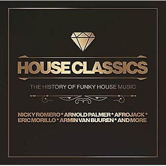 House Classics: History Of Funky House Music [CD] USA import