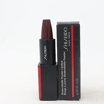 Shiseido Modern Matte Powder Lipstick  0.14oz/4g New With Box