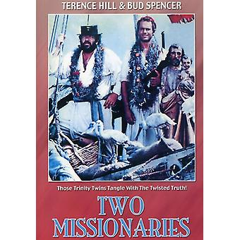 Two Missionaries [DVD] USA import