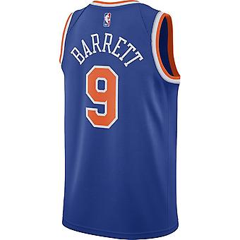 Nike Nba New York Knicks Rj Barrett Swingman Jersey - Icon Edition