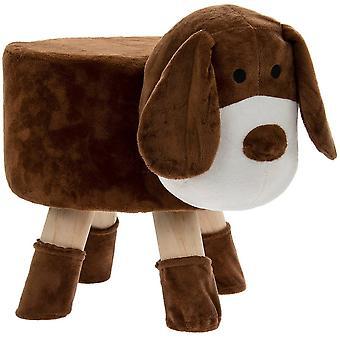 Dog Footstool