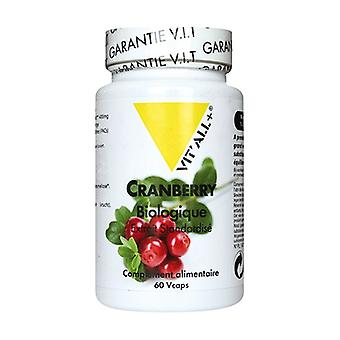 Cranberry Bio 400 mg 60 capsules van 400mg