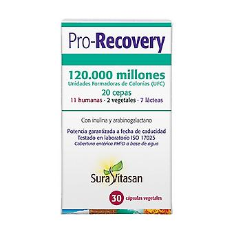 Pro-Recovery 30 vegetable capsules