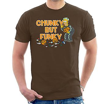 The Simpsons Chunky But Funky Halloween Homer Men's T-Shirt