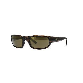 Maui Jim Stingray Polarised H103 10 Tortoise/Bronze Sunglasses