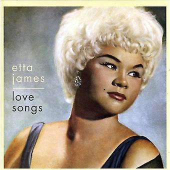 Etta James - Love Songs [CD] USA import