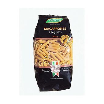 Økologisk hele hvede Makaroni 500 g