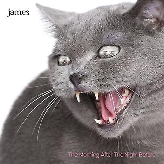 James - ochtend na the Night Before [CD] USA import