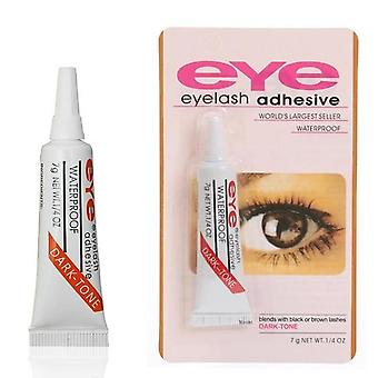 Eyelash Glue Clear White/dark Black Waterproof Makeup Adhesive Cosmetic Tools