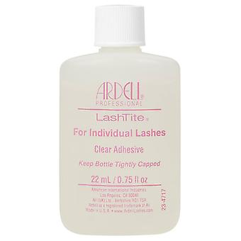 Ardell Lash Tite Individual Lash Adhesive - Clear 22ml - Not for Strip Lashes