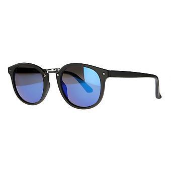 نظارات شمسية Unisex Cat.2 أسود / أزرق (AMM19107 D)